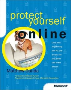 Protect Yourself Online Book Cover