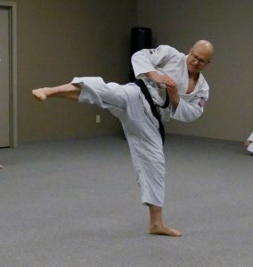 Karate Picture